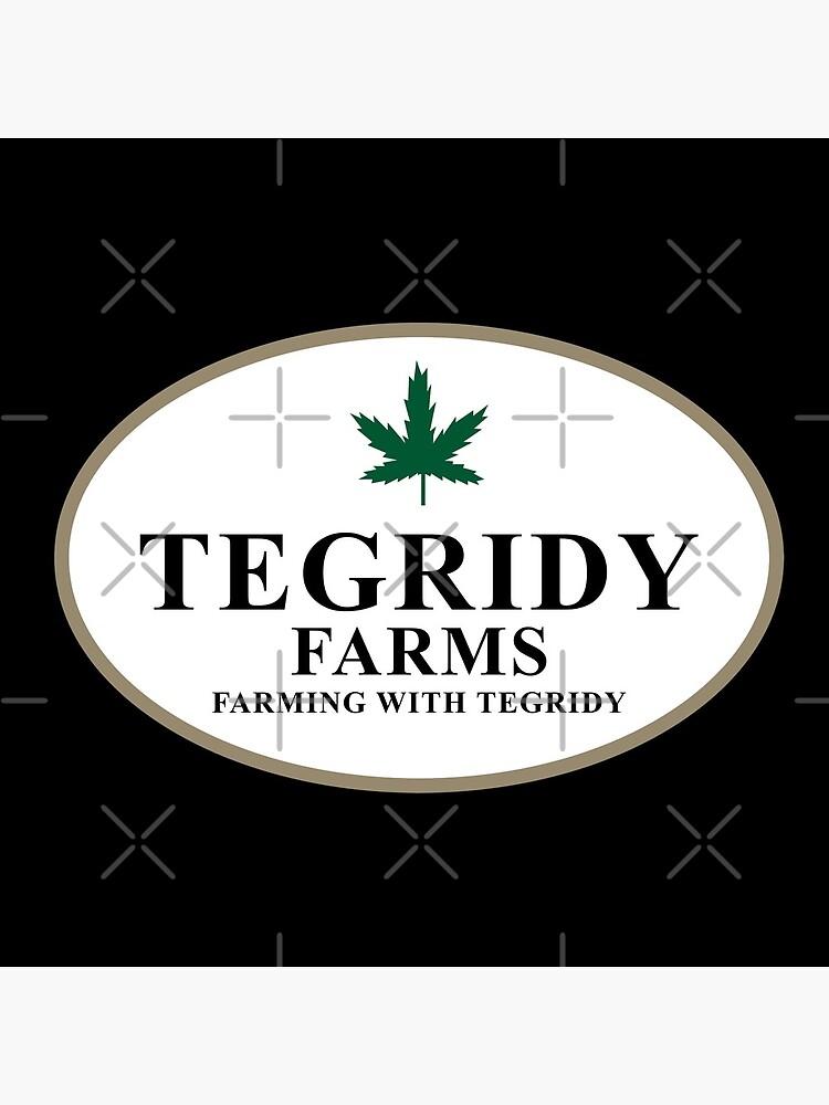 Tegridy Farms by huckblade