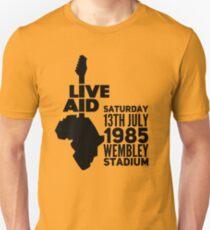 Live aid Unisex T-Shirt