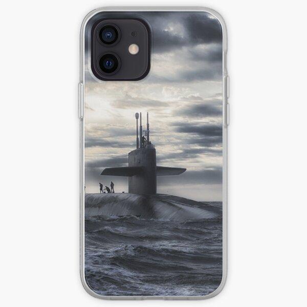 Submarine phone case iPhone Soft Case