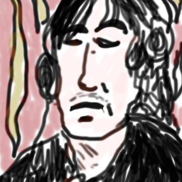 John, Imagine, Strawberry Fields by SGLAZARUS