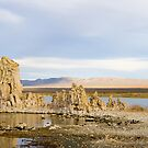 Mono Lake by William Hackett