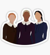 The Weird Sisters Sticker
