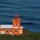 Sauðanes Northern Lighthouse by PetersPicks