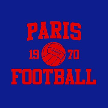 Paris Football Athletic College Style 2 Color by Toma-51