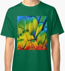 Parrot Feathers Classic T-Shirt