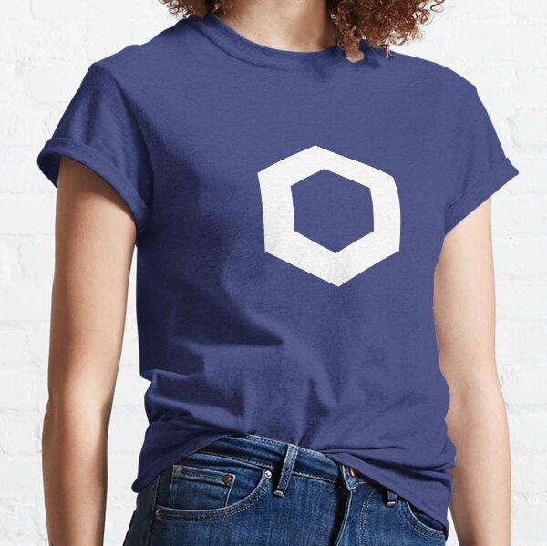 Chainlink Logo White Classic T-Shirt
