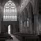 English Cathederal by Sam Davis