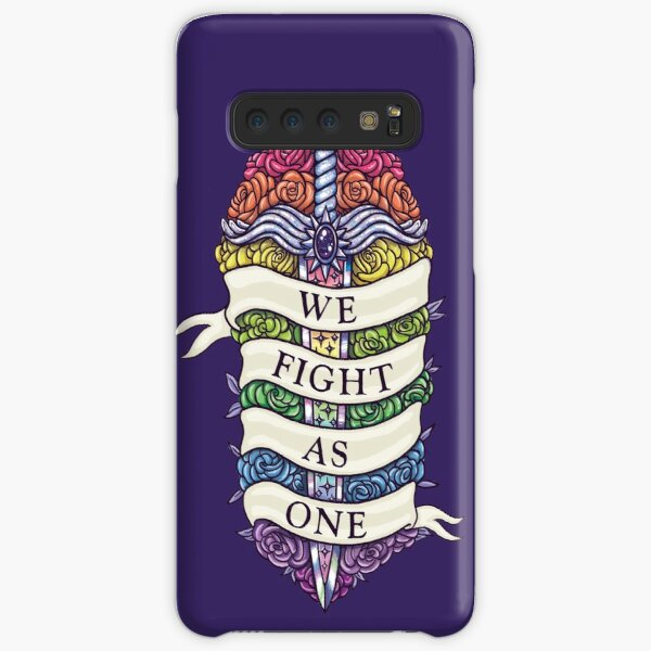 WE FIGHT AS ONE Samsung Galaxy Snap Case