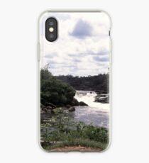 an unbelievable Suriname landscape iPhone Case