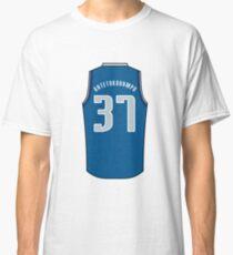 32d8c2ca4 Kostas Antetokounmpo Jersey Classic T-Shirt