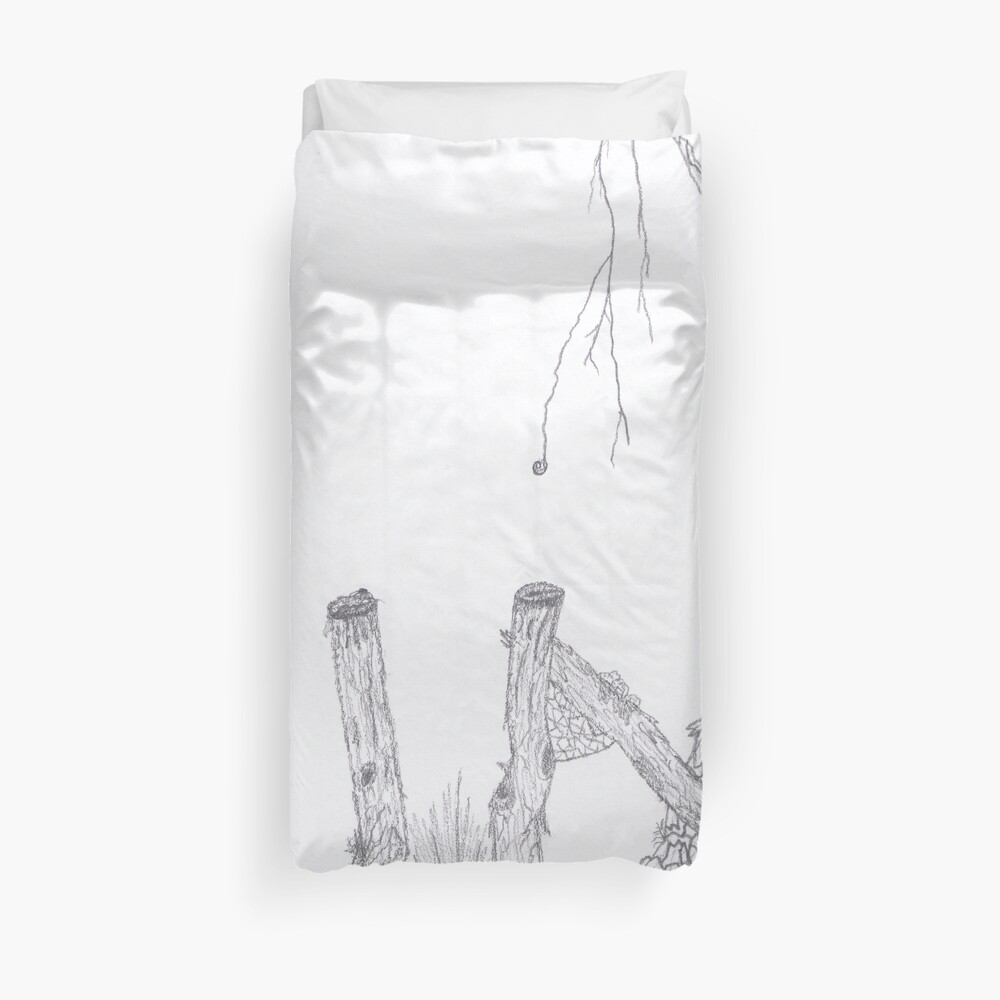 Merch #34 -- Rural Decadence 2 Duvet Cover