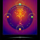 Mandala of Care by jewd barclay