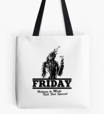 Friday Means Fish Special! Tote Bag
