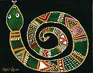 Weird and Wonderful Snake by Kayleigh Walmsley