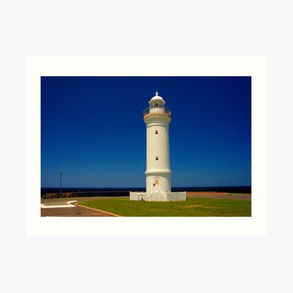 Kiama Lighthouse, NSW. Art Print