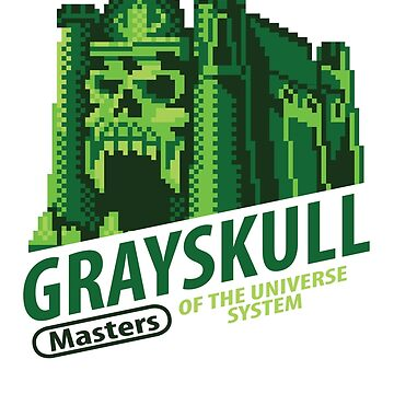 Game of Grayskull  by Artbone