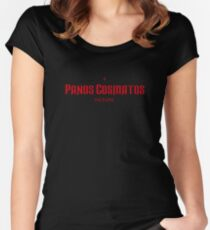 Mandy | A Panos Cosmatos Picture Women's Fitted Scoop T-Shirt