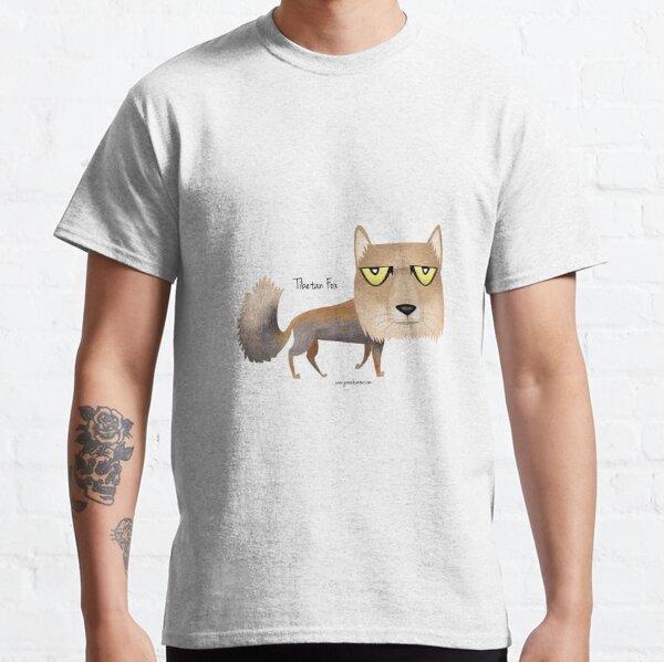 Tibetan Fox Classic T-Shirt