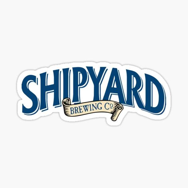 Shipyard Brewery Sticker