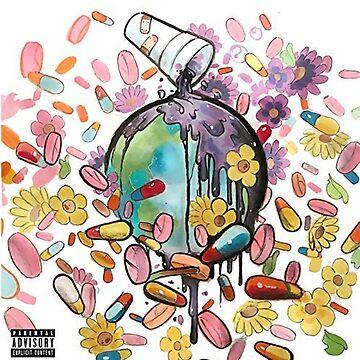 Wrld on drugs Juice Wrld Future by fantedesign