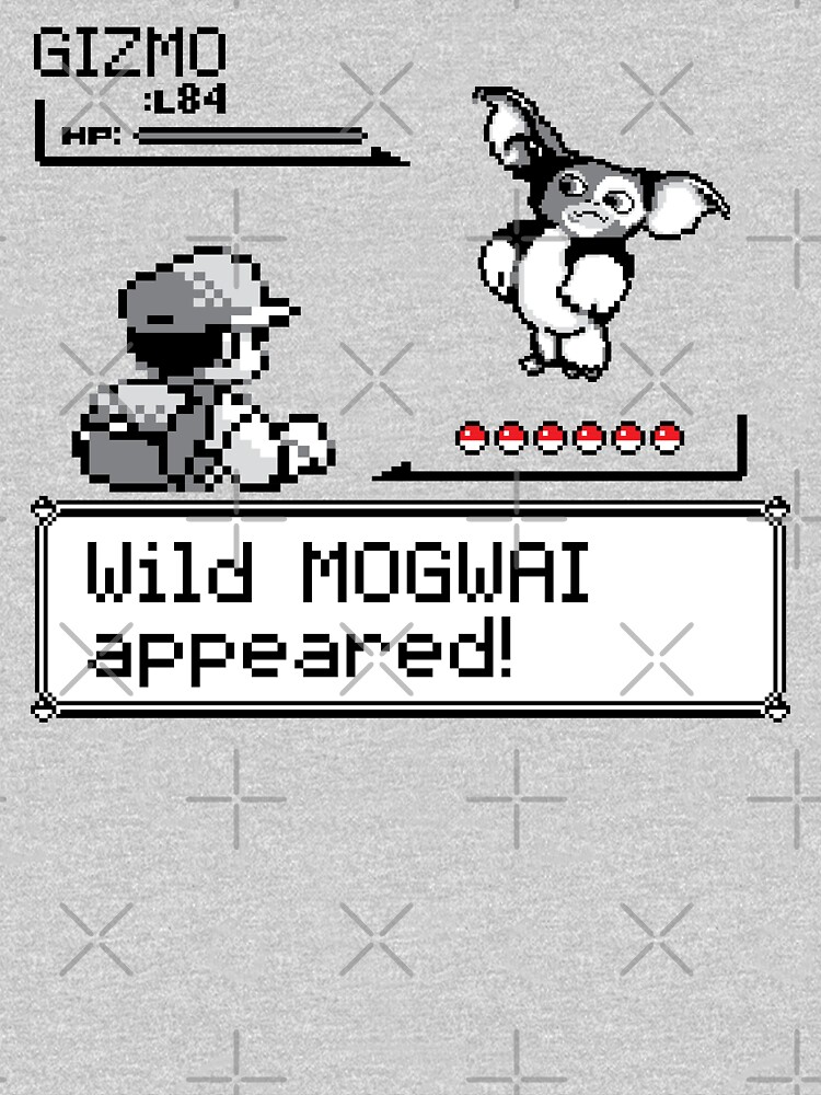 Wild Mogwai Appeared by huckblade