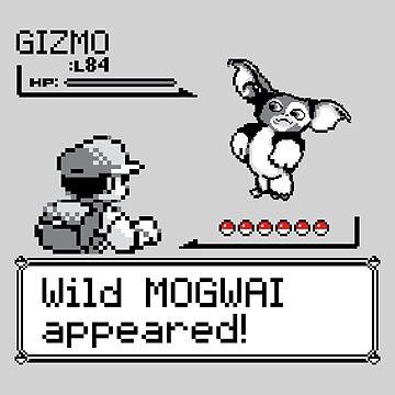 Wild Mogwai Appeared by huckblade