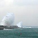 Alderney Breakwater by NeilAlderney