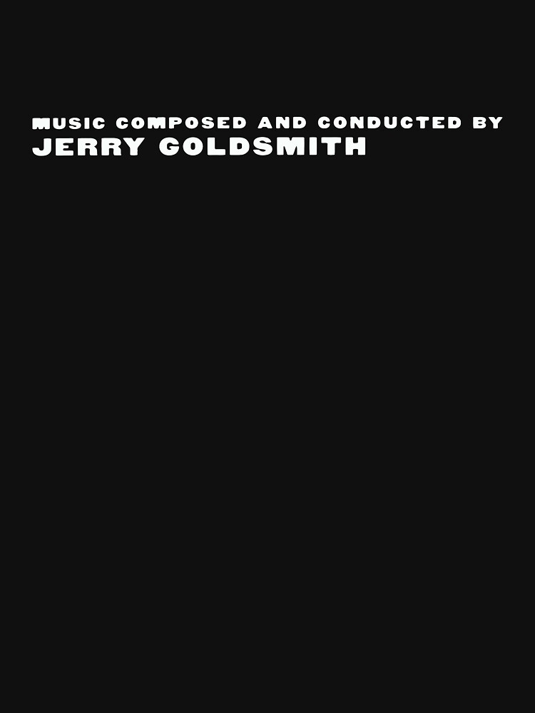 The Edge | Music Conducted by Jerry Goldsmith by directees