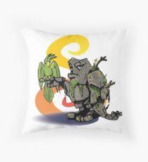 Rock troll hobbies Floor Pillow
