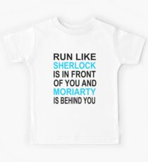 Iskybibblle / Wordz/ sherlock wisdom 3 Kids Clothes