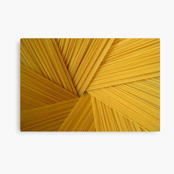 Spaghetti 1 Canvas Print