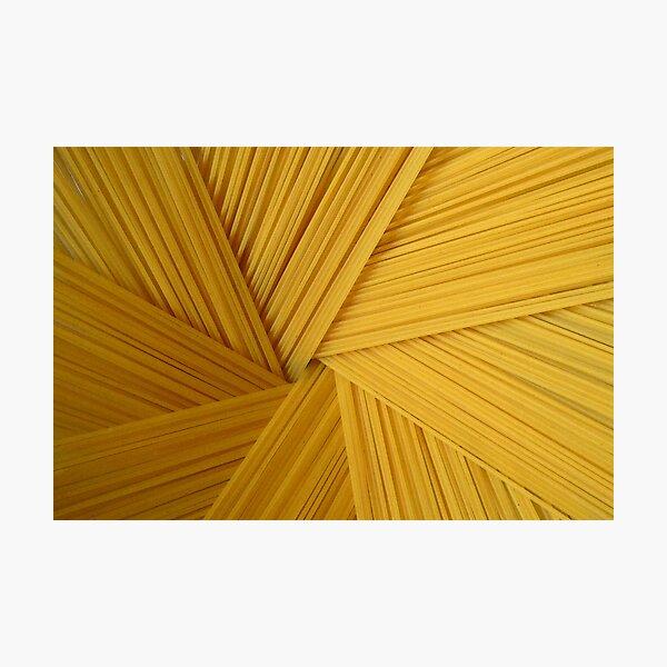 Spaghetti 1 Photographic Print