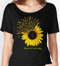 Choose to keep going Women's Relaxed Fit T-Shirt
