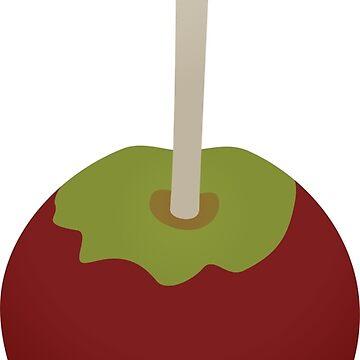 Candy apple by Lenka24