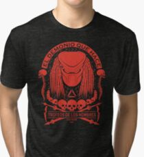 The Skull Collector - Predator Tri-blend T-Shirt
