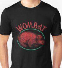 Wombat Endangered species Unisex T-Shirt