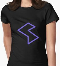 Streamia Lightning Fitted T-Shirt