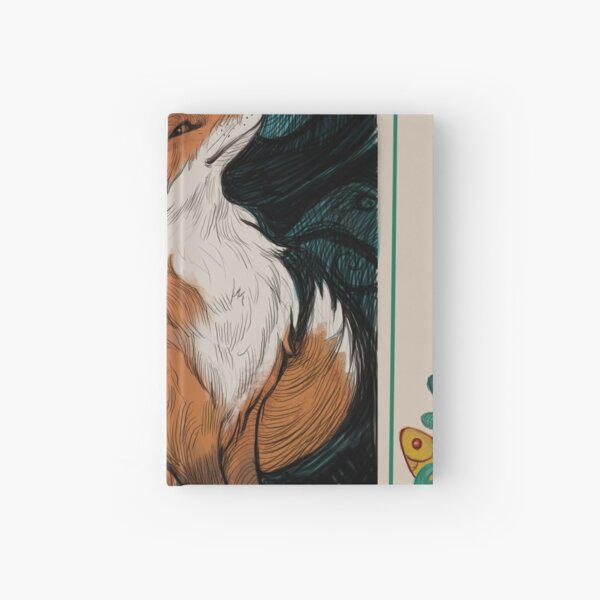 too clever fox Hardcover Journal