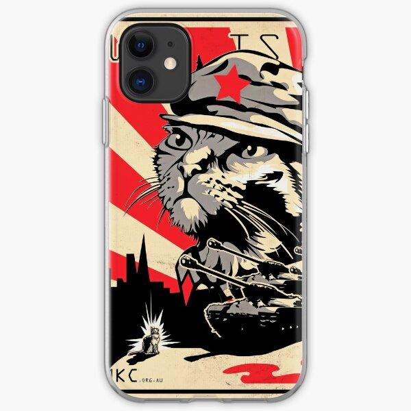 MKC -  War is Now iPhone Soft Case
