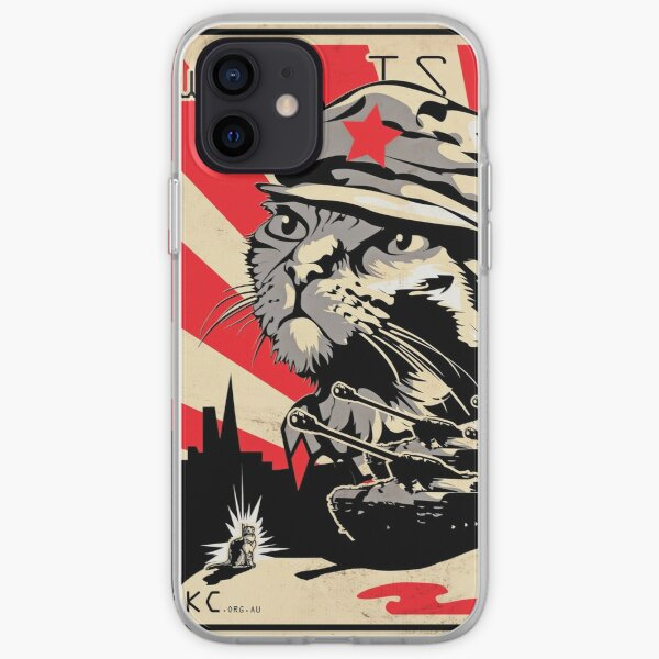 MKC -  War is Now iPhone Soft Case