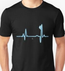 Heartbeat climber gift Unisex T-Shirt