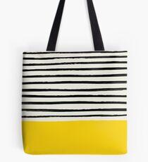 Bolsa de tela Sunshine x Stripes
