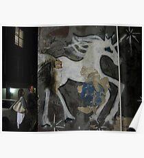 Darlinghurst Unicorn Poster