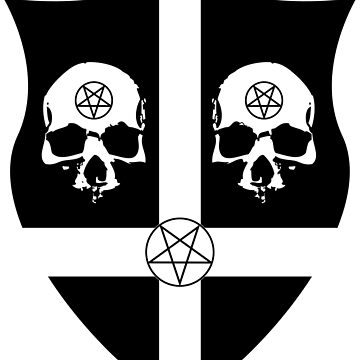The Satanic Skulls of Arms by Weltenbrand