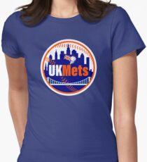 UKMets City Women's Fitted T-Shirt