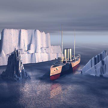 Frozen in time by Godwin