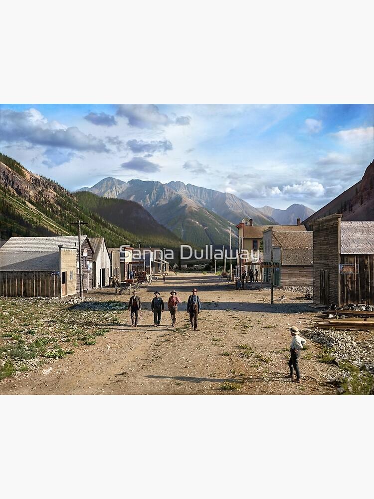 Eureka, Colorado ca 1900 by SannaDullaway