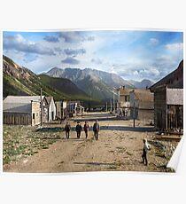 Eureka, Colorado ca 1900 Poster