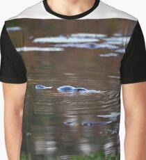 Platypus Pond Graphic T-Shirt