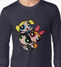 Powerpuffs are strong Long Sleeve T-Shirt